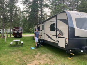 Alpine Lake Campground